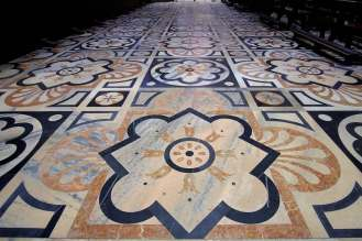 Sol du Duomo de Milan