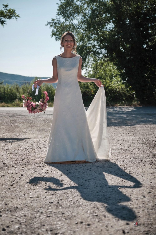 L'ombre de la mariée