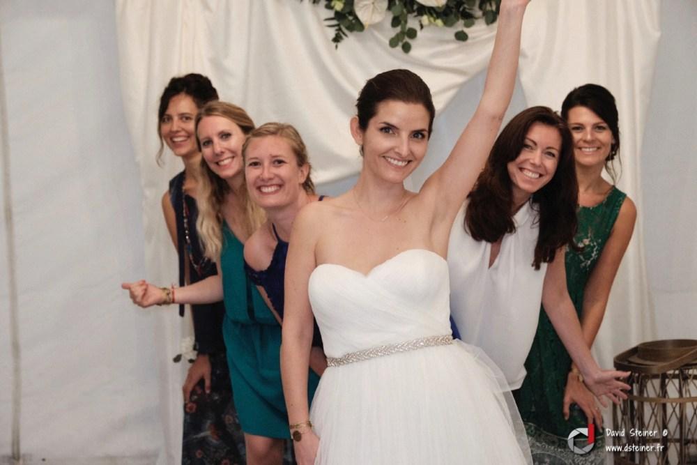 mariage entre amies à Lambesc