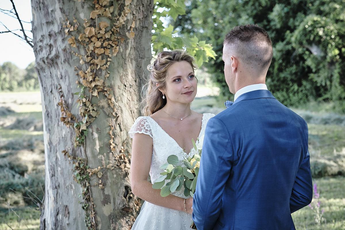 M & F – Mariage à la Bergerie de Curebourse