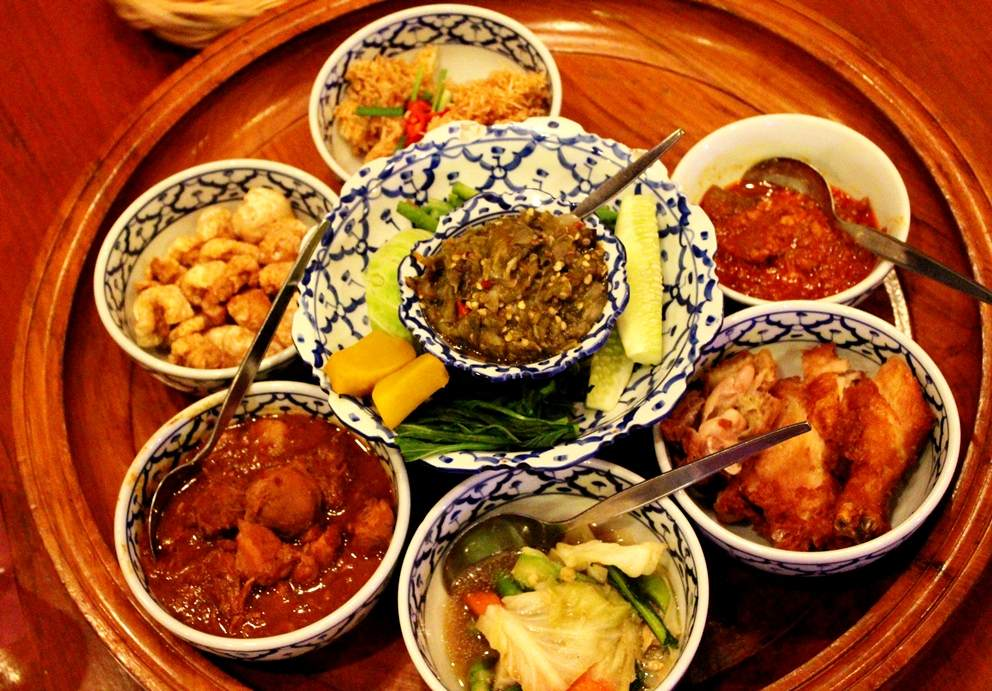 Image result for Khantoke dinner