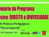 VII Seminário do Programa Educação Inclusiva: Direito à Diversidade