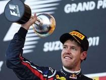Vettel conquista o bi da Formula 1