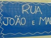 Os 100 nomes de ruas mais comuns no Brasil