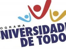 Abertas inscrições para 22.840 vagas do Universidade para Todos