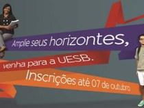 UESB abre inscrições para vestibular 2013