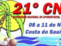Bahia sedia Congresso de Aposentados