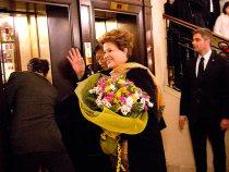 Dilma em Roma para Missa de posse do papa Francisco I