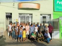 Comitiva visita serviços de saúde de Vitória da Conquista