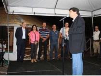 Cerimônia marca o início da Expoconquista 2013