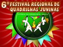 Começa o Festival de Quadrilhas Juninas