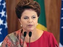 Dilma Rousseff faz pronunciamento à Nação