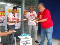 Bancários de Conquista dividem o 'bolo' do reajuste salarial
