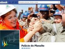 Dilma anuncia o Governo Federal no Facebook
