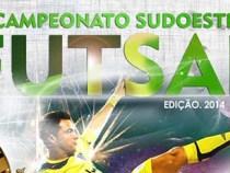 Começa o 12º Campeonato Sudoeste de Futsal