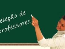 Secretaria convoca professores aprovados em seleção pública