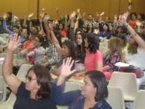 Professores definem reivindicações para campanha salarial