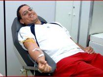 CEUAS em campanha: vacinação e doação de sangue