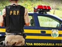 PRF apreende drogas e dinheiro falso na BR 116