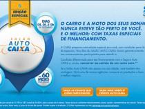 Caixa promove edição especial do Salão Auto Caixa