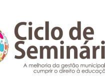 Ciclo de Seminários sobre Educação