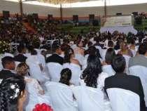 FAINOR realiza casamento coletivo