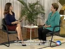 Em entrevista Dilma fala em 'dialogar',