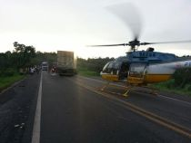 Polícia Rodoviária Federal realiza operação carnaval