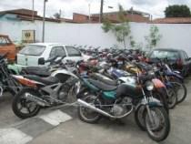 Polícia convoca donos de veículos recuperados