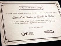 TJBA é destaque: campeão em número de conciliações