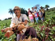 IFBA adquire produtos da agricultura familiar