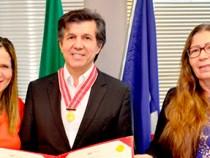 Ministério Público homenageia maestro Ricardo Castro
