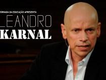 Jornada da Educação: palestra de Leandro Karnal