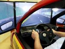 Treinamento para uso de simulador de trânsito em Salvador