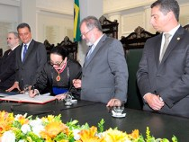 Nova presidente do TJBA quer fortalecer o diálogo