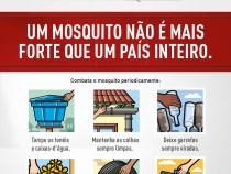FAINOR participa da Campanha #ZikaZero!