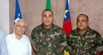Exército comunica mudanças na estrutura do TG