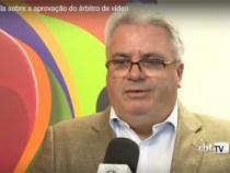 Árbitro de vídeo: CBF consegue aprovação do IFAB