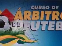 Curso para árbitros e técnicos de futebol em Itabuna