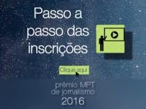 Aplicativo informa tudo sobre Prêmio MPT de Jornalismo