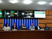 Sessão especial discute situação do novo presídio