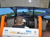Obrigatoriedade do simulador de direção começa a valer em maio