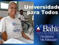 Universidade para Todos tem inscrições prorrogadas