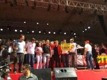 Dilma anuncia reajuste do Bolsa Família