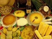 Delícias juninas fortes aliadas da boa saúde
