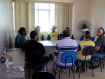 Secretaria de Serviços Públicos: encontros com garis