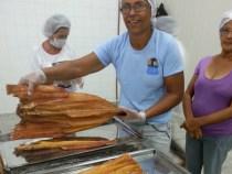 Festival apresenta receita exótica de peixe com molho de chocolate