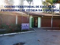 CETEP Conquista: vagas para curso de edificações