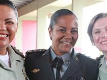 Major Ana Fausta: 1ª mulher a comandar bombeiros na Bahia
