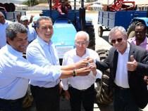Rui Costa entrega equipamentos em Vitória da Conquista
